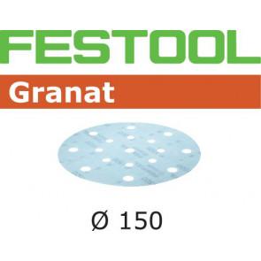 Festool Schleifscheiben STF D150/16 P800 GR/50