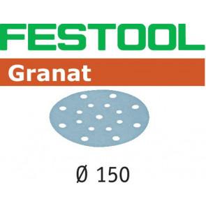 Festool Schleifscheiben STF D150/16 P80 GR/10