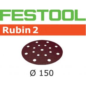 Festool Schleifscheiben STF D150/16 P80 RU2/10