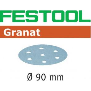 Festool Schleifscheibe STF D90/6 P180 GR/100 Granat