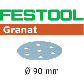 Festool Schleifscheibe STF D90/6 P800 GR/50 Granat