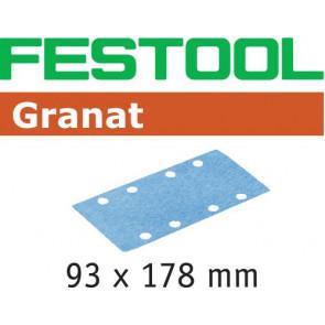Festool Schleifstreifen STF 93X178 P80 GR/50 Granat