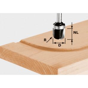 Festool Wasserrinnenfräser HW S8 R6,4 KL