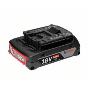 Bosch Akku GBA 18 Volt, 2,0 Ah, M-B