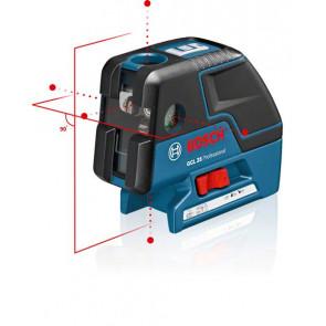 Bosch Punktlaser GCL 25, mit Schutztasche