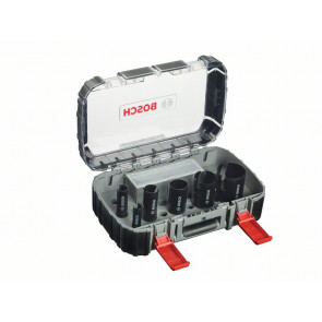 Bosch Lochsägen-Set Multi Construction Sanitär, 10-teilig, 20 - 64 mm