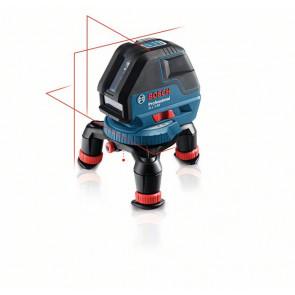 Bosch Linienlaser GLL 3-50, mit Universalhalterung BM 1, L-BOXX