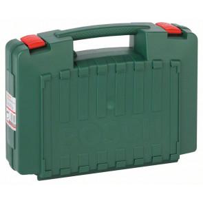 Bosch Kunststoffkoffer, 380 x 300 x 120 mm, grün