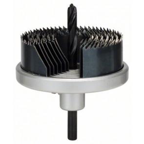 Bosch Sägekranz-Set, 7-teilig, 25 - 63 mm, Arbeitslänge 18 mm