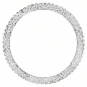 Bosch Reduzierring für Kreissägeblätter, 20 x 16 x 0,8 mm