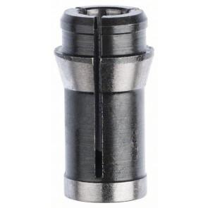 Bosch Spannzange ohne Spannmutter, 6 mm, für Bosch-Geradschleifer