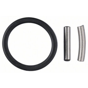 Bosch Fixier-Set: Fixierstift und Gummiring, 5 mm, 25 mm