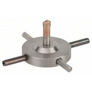 Bosch Zentrierkreuz für Trockenbohrkronen und Dosensenker, 87 mm