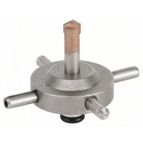 Bosch Zentrierkreuz für Trockenbohrkronen und Dosensenker, 62 mm