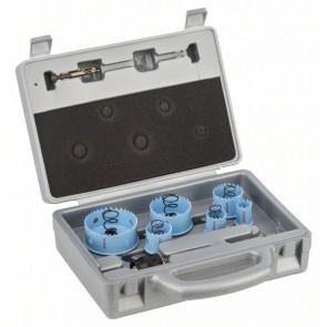 Bosch Lochsägen-Set Sheet Metal, 9-teilig, 20 - 64 mm