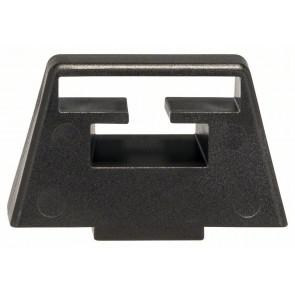 Bosch Zusatzadapter, Montage auf Staubboxdeckel