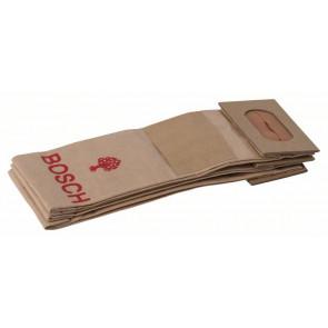 Bosch Staubbeutel zu Schwingschleifern, Papier, 3er-Pack, für GSS 230 / 280A / 280 AE