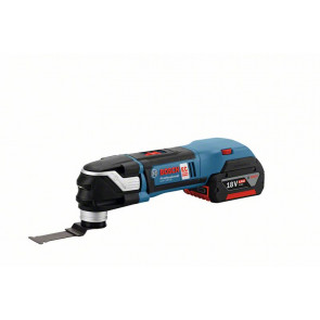 Bosch Akku-Multi-Cutter GOP 18 V-28, mit Zubehör