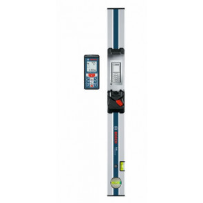 Bosch Laser-Entfernungsmesser GLM 80, mit Messschiene R 60
