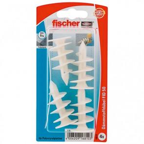 fischer Dämmstoffdübel FID 50 K (4), 5 Stück