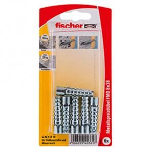 fischer Metallspreizdübel FMD 8x38 K (6), 5 Stück