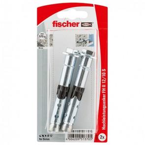 fischer Hochleistungsanker FH II 12/10 S K (2), 5 Stück