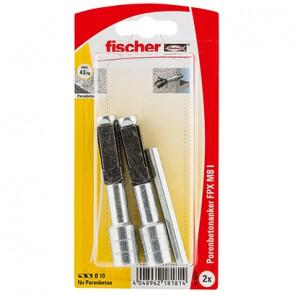 fischer Porenbetonanker FPX-I M8 K (2), 5 Stück