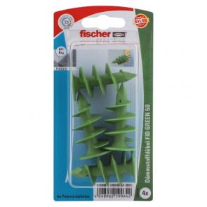 fischer Dämmstoffdübel FID GREEN 50 K (4), 5 Stück