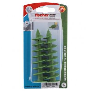 fischer Dämmstoffdübel FID GREEN 90 K (2), 5 Stück