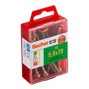 fischer Power-Fast 5,0x70 SK gevz TG PZ (10)