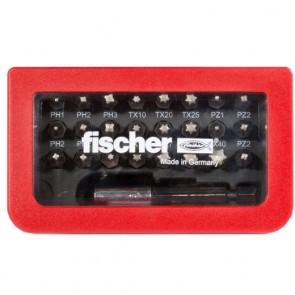 fischer Profi Bit Set FPB (31)