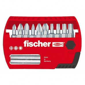 fischer Profi Bit Set FPB (11)