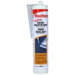 fischer Dach-Dichtstoff DD 310 schwarz, 12 Stück