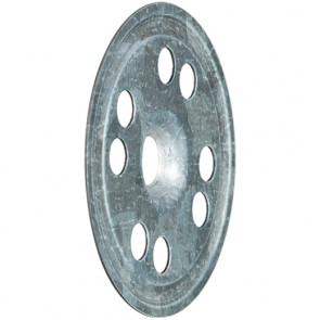 fischer Dämmstoffteller Metall DTM 70/10, 50 Stück