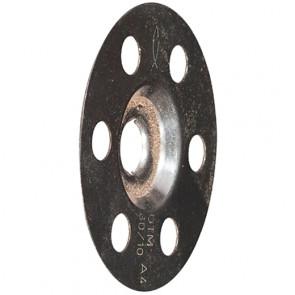 fischer Dämmstoffteller Metall DTM 60/10 A4, 100 Stück