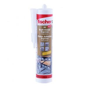 fischer fix it Konstruktionskleber KK-310, 12 Stück