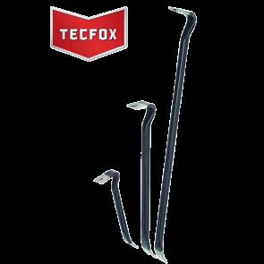 TECFOX Nageleisensatz 3-teilig